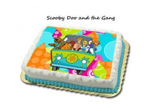 Scooby Doo Birthday Party Cake Designs Invitations