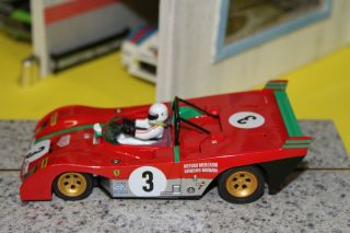 312PB 1 32 Scale Slot Car Targa Florio New Super Fast 3 NSR