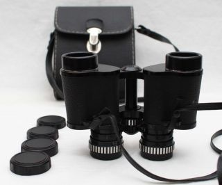 FINGERHUT Master Craft Binoculars 8 x 30mm Fully Coated Extra Wide