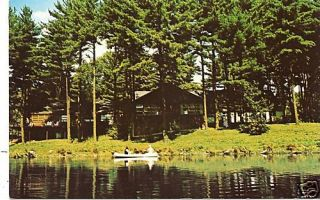 Lake View Camp Isabella Freedman Falls Village Ct PC