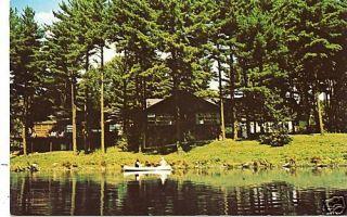 Lake View Camp Isabella Freedman Falls Village Ct PC