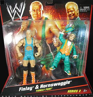 Finlay Hornswoggle WWE 2 Packs 2 Mattel Toy Wrestling Action Figures