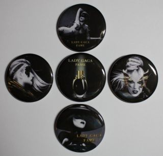 Lady Gaga Fame Perfume Art Magnet Set Benefits Born This Way Charity