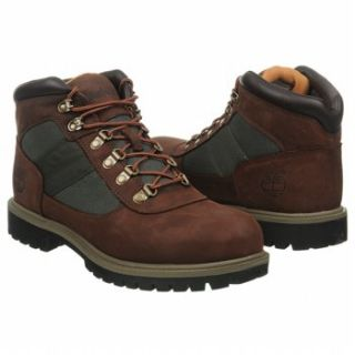 Mens Timberland Newmarket Camp Brown Nubuck