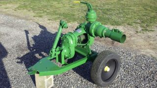 "6"" Rain Master Irrigation Pump"