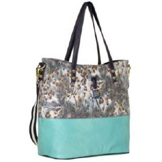Handbags Jessica Simpson Getaway Tote Capri / Ocean Multi