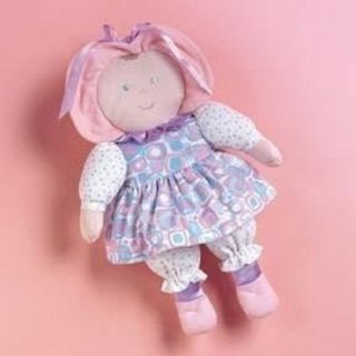 Soft Cloth Baby Kyleen Doll Infant ~ Beautiful First Friend #1996