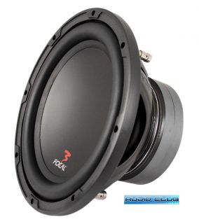 Focal Performance Series 10 500W Max Dual 4 Ohms Car Audio Component