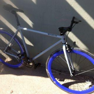 Purefix Cycles Fixed Gear Single Speed Purefix Bike