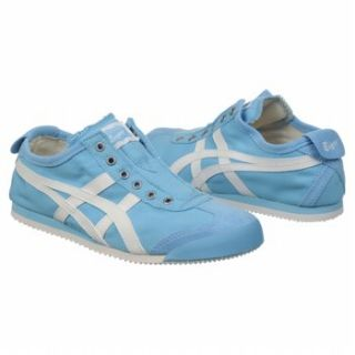 Onitsuka Tiger Womens Mexico 66 Slip On Sky Blue/White