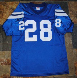 Marshall Faulk Hand Signed Autographed Jersey PSA DNA