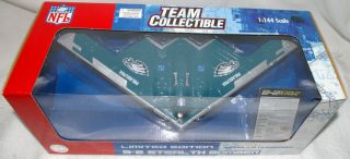 EAGLES B 2 Stealth Bomber METAL DIE CAST FLEER COLLECTIBLE
