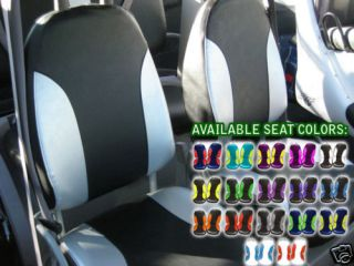 Custom Vinyl Front Seat Cover Ford Think Neighbor NEV Any Color