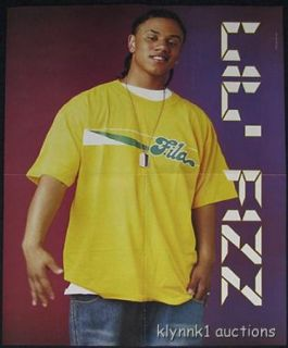 Lil Fizz B2K Poster Centerfold 2005A Usher Mix on Back