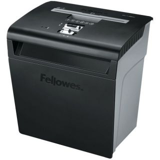 Fellowes Powershred P 48C 8 Sheet Cross Cut Paper Shredder 3224905