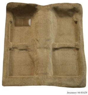 1994 2004 Ford Mustang Coupe Convertible Molded Carpet