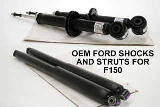 Ford F 150 f150 Shock Shocks Strut Struts 09 2011 fx4 4x4 NEW FULL SET