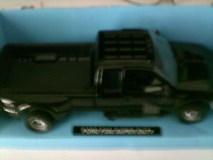 WOW New Ray Ford F 350 Super Duty Pickup Truck