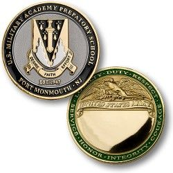 Fort Monmouth NJ US Military Academy Coin Medal New