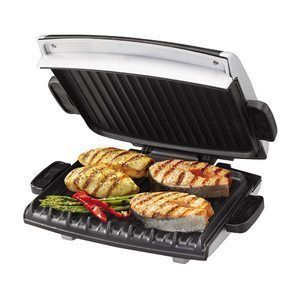 home page  Listed as George Foreman GRP99 Indoor Grill in category