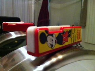 Flippo Mickey Mouse Club Flashlight Flaslite