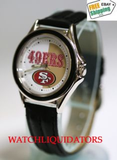 fossil made relic officially licensed nfl sport watch san francisco