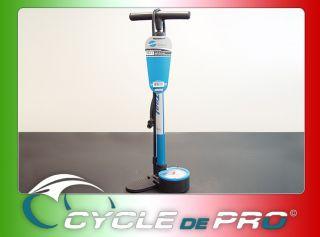 Park Tool PFP 5 Home Mechanic Floor Pump for Fixie Road MTB Bike Use