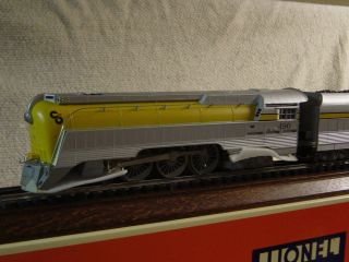 Lionel 6 18043 C O Semi Scale Streamline Hudson Tender with TMCC