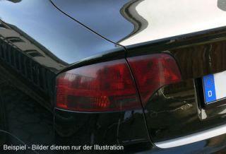 Fiat Punto Schwarze Rückleuchten Dunkel Schwarz