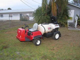 Toro Multi Pro 1250 Spray Pro Lawn Turf Sprayer 160 Gal Elec Hose Reel