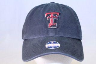 texas tech dh dhs closeout hat cap franchise black