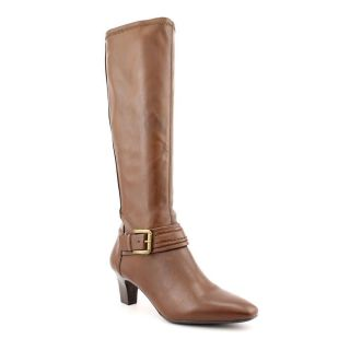 Franco Sarto Upton Womens Size 8 Brown Synthetic Fashion   Knee High