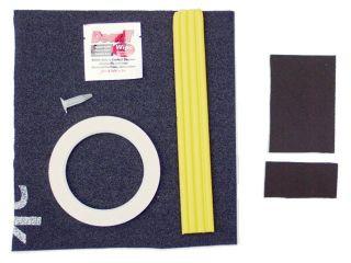 Fostex T50RP Super Mod Kit Includes Newplast Paxmate aka Silverstone