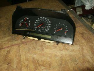 94 1994 Volvo 850 Turbo Instrument Cluster Speedometer 120 132 miles