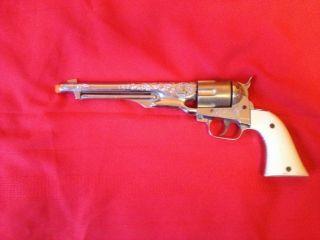 Hubley Cap Gun Colt 45 Revolver