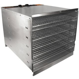 1001 W Stainless Steel Food Dehydrat Stainless Steel Food Dehydrator