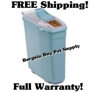 Bergan Smart Storage Dog Cat Food Container 20 Lbs