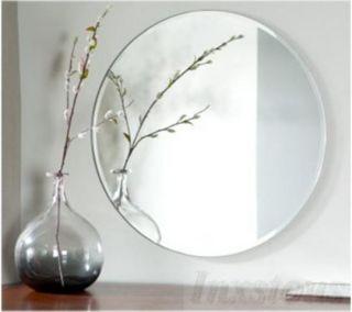 info payment info frameless tori 24 round wall mirror dwl013 frameless