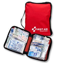 First Aid Only First Aid Bag Kit Our Best Selling Kit for 20 Years FAO