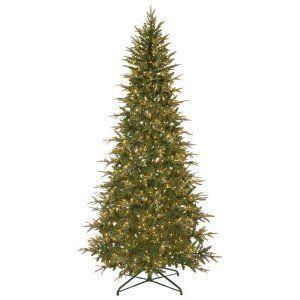 ARTIFICIAL FRASIER SLIM PRE LIT CHRISTMAS TREE GKI BETHLEHEM