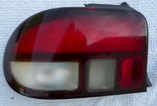 1994 1995 1996 Ford Aspire LH Tail Light Assembly Samdo DX50 51140