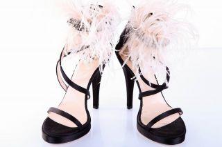 Elisabetta Franchi Celyn B Shoes Pumps Woman Sz 37 USA 6 50 SA7962079
