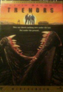 TREMORS (1990)Kevin Bacon Fred Ward Reba McEntire SEALED Collectors