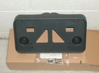 Ford Edge Front License Plate Bracket New Part