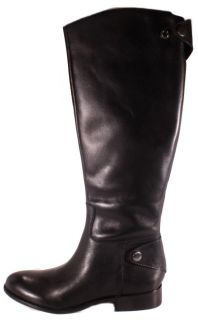 Franco Sarto Rivoli Black Tall Fashion Boots Womens Shoes Medium Width