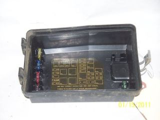 159343292_1996 ford contour fuse box relay cover underhood c575 87 honda trx 350 d starter relay & fuse box ru 96 ford contour fuse box at virtualis.co