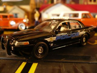 Ford Crown Victoria 2008 Cleveland Ohio Police