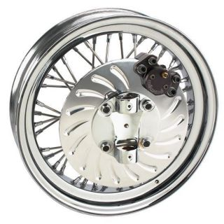1937 48 Ford T Bucket Spindle Wire Wheel Disc Brake Kit