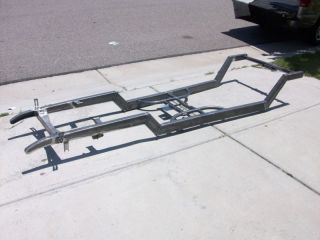 Model A Ford Rat Rod Frame Double ZD Xtra Low Victor