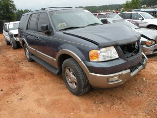 Transmission 03 Ford Expedition Automatic